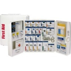 First Aid Only A Plus 202-pc SC First Aid Cabinet
