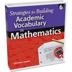 Shell Bldg Mathematics Vocabulary Book Education Printed/Electronic Bo