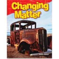 Shell Education Grade 3 Changing Matter Book Education Printed Book