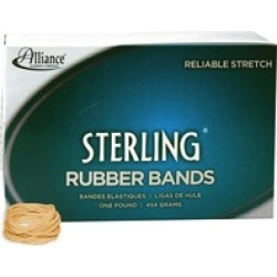 24125 Sterling Rubber Bands
