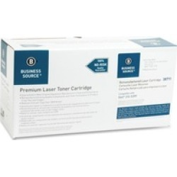 Business Source Remanufactured Toner Cartridge - Alternative for Dell found on Bargain Bro India from BulkOfficeSupply.com for $11.54