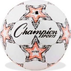 Champion Sport s Viper 4 Soccer Ball