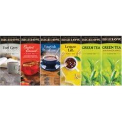 Bigelow Assorted Flavored Teas