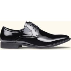 Moss London Black Patent Dress Shoe found on Bargain Bro UK from Moss Bros Retail