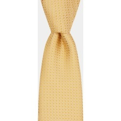 Moss London Yellow Textured Tie found on Bargain Bro UK from Moss Bros Retail