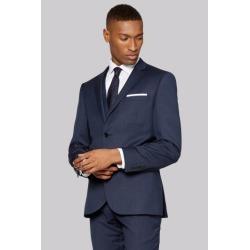 DKNY Slim Fit Indigo Texture Jacket found on Bargain Bro UK from Moss Bros Retail