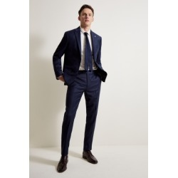 Ted Baker Tailored Fit Blue Check Suit Jacket found on Bargain Bro UK from Moss Bros Retail