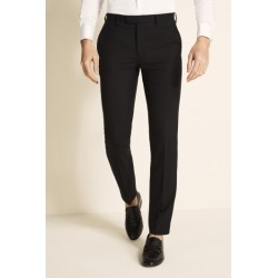 DKNY Slim Fit Black Dress Trousers found on Bargain Bro UK from Moss Bros Retail