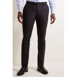DKNY Slim Fit Black Trousers found on Bargain Bro UK from Moss Bros Retail