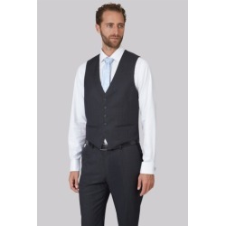 Ted Baker Tailored Fit Grey Waistcoat found on Bargain Bro UK from Moss Bros Retail