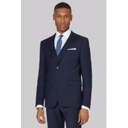 DKNY Slim Fit Panama Blue Jacket found on Bargain Bro UK from Moss Bros Retail