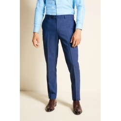 Ted Baker Alter Eco Tailored Fit Faded Blue Trousers found on Bargain Bro UK from Moss Bros Retail