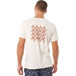 Energy Mens Tee White