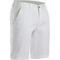 Decathlon Inesis Men's Golf Shorts - White found on Bargain Bro UK from Decathlon