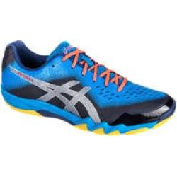 Decathlon Asics Gel Blade 6 Badminton And Squash Shoes found on Bargain Bro UK from Decathlon