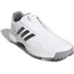 Decathlon Adidas Men's Golf Shoes Cp Traxion - White found on Bargain Bro UK from Decathlon