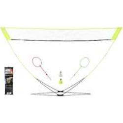 Decathlon Perfly Badminton Easy Set Discover Yellow found on Bargain Bro UK from Decathlon