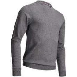 Decathlon Inesis Men's Golf Pullover - Dark Grey found on Bargain Bro UK from Decathlon