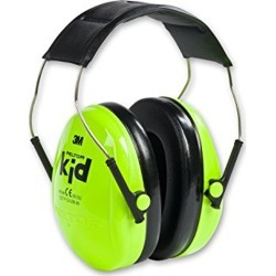 Kids' Noise Cancelling Ear Defenders found on Bargain Bro UK from Decathlon