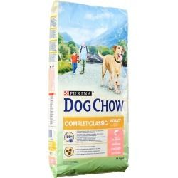 Dog Chow Complete/classic 14kg - Salmon found on Bargain Bro UK from Decathlon