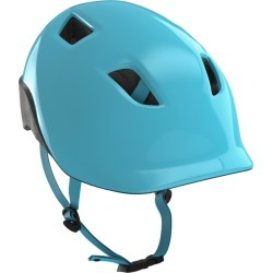 Kids' Cycling Helmet 500 - Turquoise found on Bargain Bro UK from Decathlon