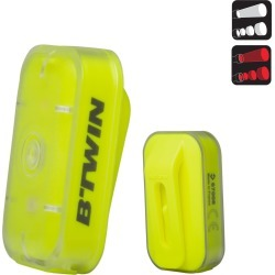 Cl 500 Front/rear Led Usb Cycling Light - Yellow found on Bargain Bro UK from Decathlon