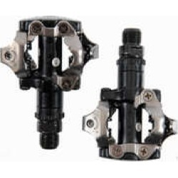 Decathlon Shimano Pd-M520 Spd Clipless Mountain Bike Pedals