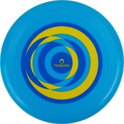 D90 Flying Disc - Circle Blue found on Bargain Bro UK from Decathlon
