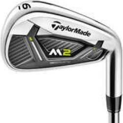 Decathlon Taylormade Set Of Golf Irons M2 Right Handed Regular found on Bargain Bro UK from Decathlon