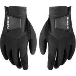 Decathlon Inesis Men's Pair Of Winter Golf Gloves Black found on Bargain Bro UK from Decathlon