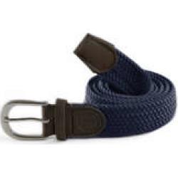 Decathlon Inesis Navy Blue Adult Stretchy Golf Belt Size 1 found on Bargain Bro UK from Decathlon