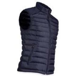 Decathlon Inesis Men's Golf Cold Weather Sleeveless Gilet Jacket - Navy found on Bargain Bro UK from Decathlon