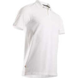 Decathlon Inesis Men's Golf Short Sleeve Polo Shirt - White found on Bargain Bro UK from Decathlon