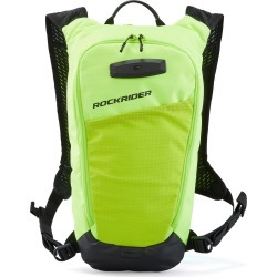 Mountain Bike Hydration Backpack St 520 6l - Yellow found on Bargain Bro UK from Decathlon