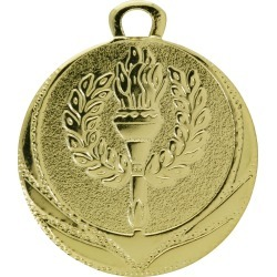 Victory Medal 32mm - Gold found on Bargain Bro UK from Decathlon