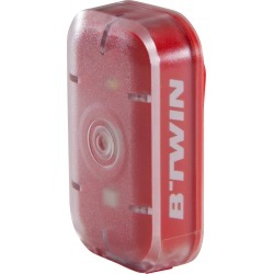 Cl 500 Led Front/rear Usb Bike Light - Red found on Bargain Bro UK from Decathlon