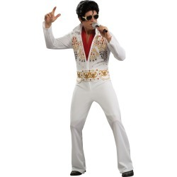 Mens Elvis Halloween Costume