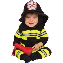 Fireman Baby/Toddler Costume