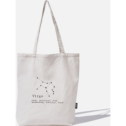 Cotton On Foundation - Foundation Online Exclusive Star Sign Tote - Virgo