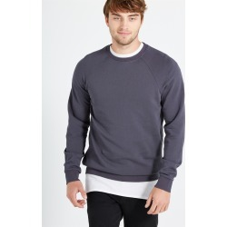 Cotton On Men - Crew Fleece 2 - Late night blue