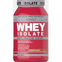 Myology Whey Protein Isolate Chocolate-2 lbs Powder