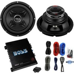 Boss CXX10 10  1600W Car