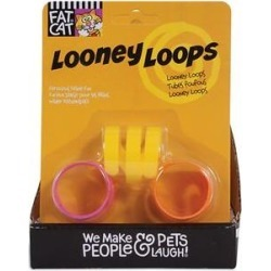 Fat Cat Looney-Loops Cat Toy