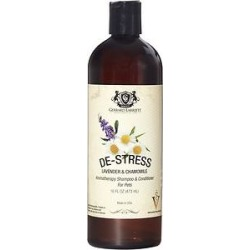 Gerrard Larriett Aromatherapy Pet Care De-stress Lavender & Chamomile Aromatherapy Shampoo & Conditioner For Pets, 16-oz bottle found on Bargain Bro India from Chewy.com for $11.99