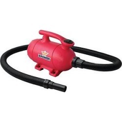 """""""XPOWER B-2 """"Pro-At-Home"""" Pet Dryer and Vacuum, Pink"""""""