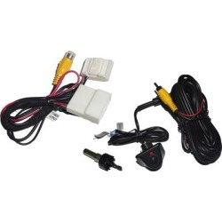 Crux RVCTY-71L Rear-View Cam. 14-Up Toyota Corolla w/ Factory Screen found on Bargain Bro India from Crutchfield for $62.99