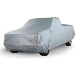 Chevrolet Silverado 1500 Truck Covers - Weatherproof, Guaranteed Fit, Hail, Water, Lifetime Warranty, Fleece lining, Outdoor Truck Cover. Year: 2017 found on Bargain Bro Philippines from carcovers.com for $199.95