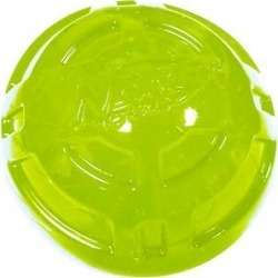 Nerf Dog Ultra Tough TPR Ball Dog Toy, Yellow found on Bargain Bro India from Chewy.com for $7.99