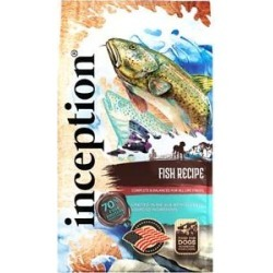 Inception Fish Recipe Dry Dog Food, 27-lb bag