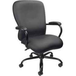 Boss Office Products B990-CP Heavy Duty Caressoftplus Chair - 350 Lbs found on Bargain Bro India from totally furniture for $214.09
